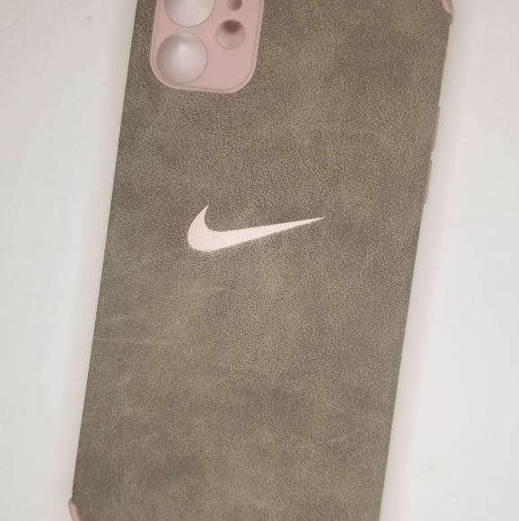 iPhone 11 phone case Pink and grey